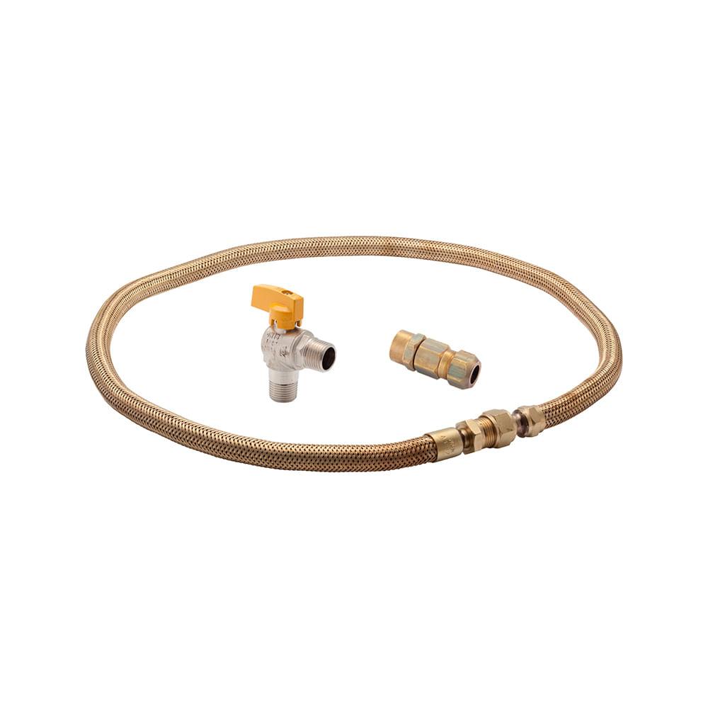 Kit-Instalacao-Gas-GN-GLP-encanado-Electrolux-para-Fogao-Cooktop-e-Forno-de-embutir-com-registro